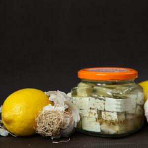 Сыр Брынза в маринаде