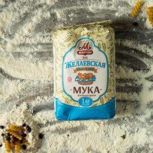 Мука пшеничная хлебопекарная. Высший сорт.