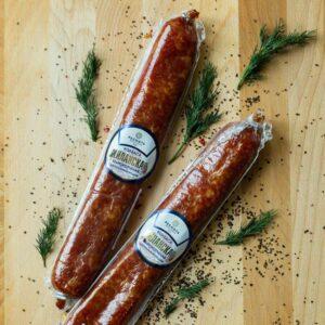 """Колбаса """"Миланская"""" сухая. Изделия колбасные мясные сырокопчёные."""
