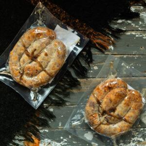 Украинская жареная полукопченая. Продукт мясной колбасное изделие полукопченое категрии Б
